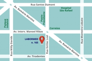 Mapa Labormed